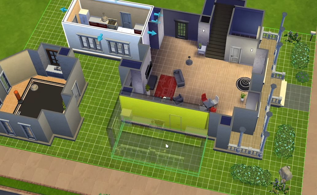 Sims  How To Rotate Object In Build Mode