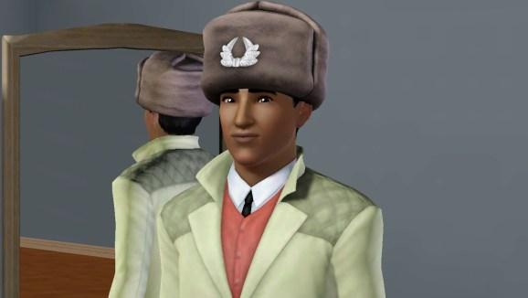 Ushanka Hat Recolour