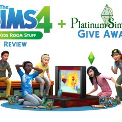 The Sims 4 Kids Stuff review