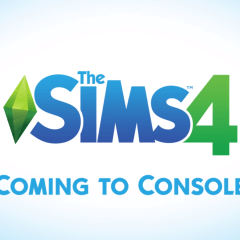The Sims 4 is coming to Console!