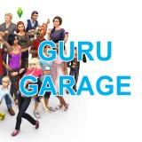 Guru Garage – Live streams