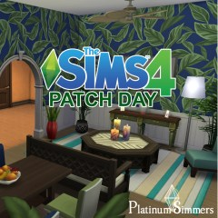 The Sims 4 – August patch 2018