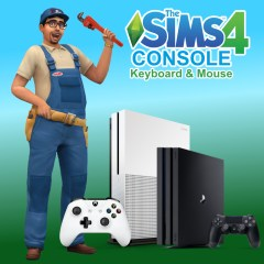 The Sims 4 Console – Keyboard and Mouse support