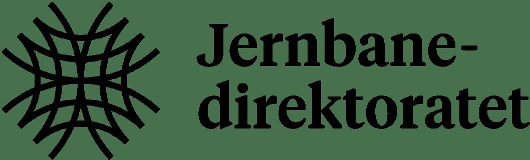 1280px Jernbanedirektoratet Logo