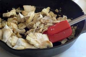 Crustelss Vegetarian Quiche