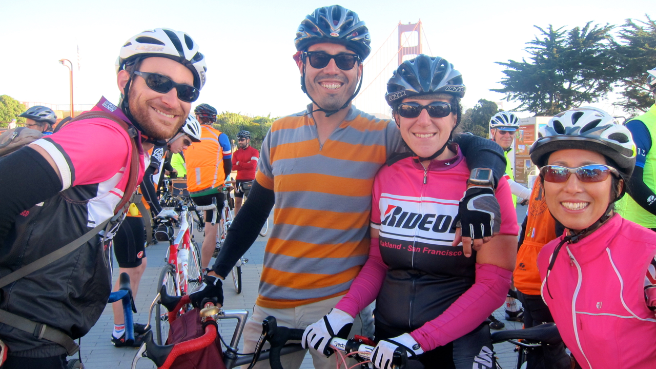 Randonneur Ride Report: A Perfect Day for a Populaire