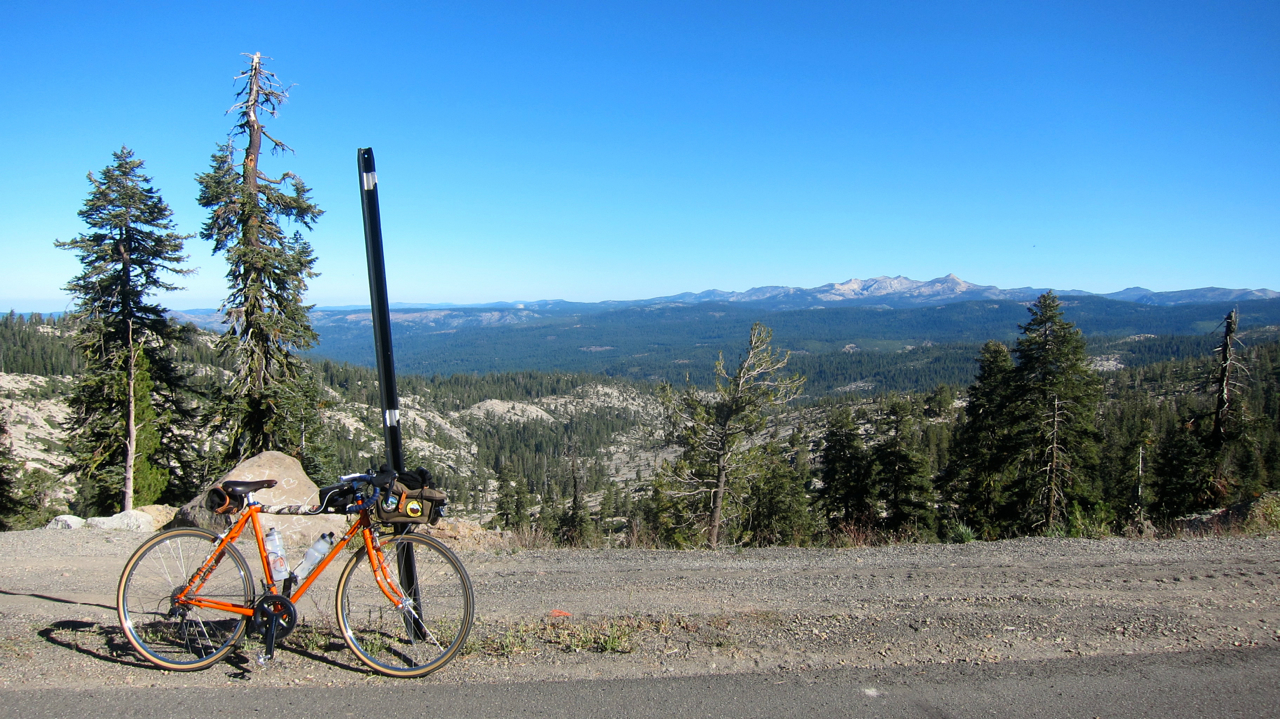 Randonneur Ride Report: Mountains to Megalopolis