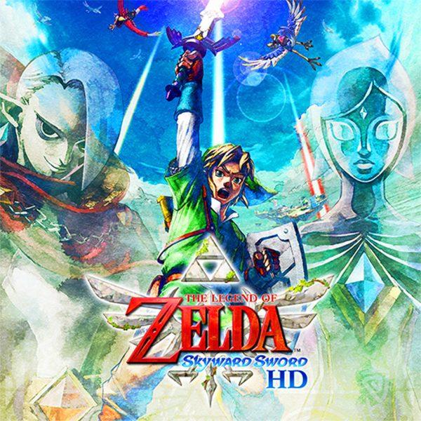 The Legend of Zelda: Skyward Sword HD (Review)