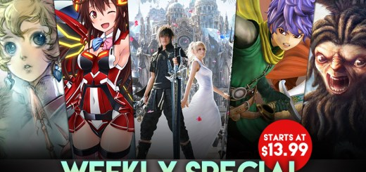 Video Game Weekly Specials