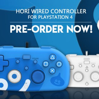 Hori Wired Controller Light