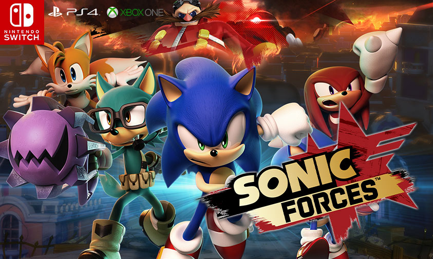 New Sonic Game For Ps4 : Get your sonic forces in a speed of light now! playasia blog