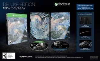 FINAL FANTASY XV [DELUXE EDITION]