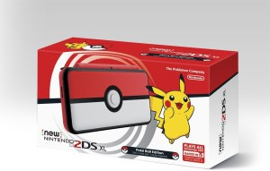 New Nintendo 2DS XL [Pokeball Edition]