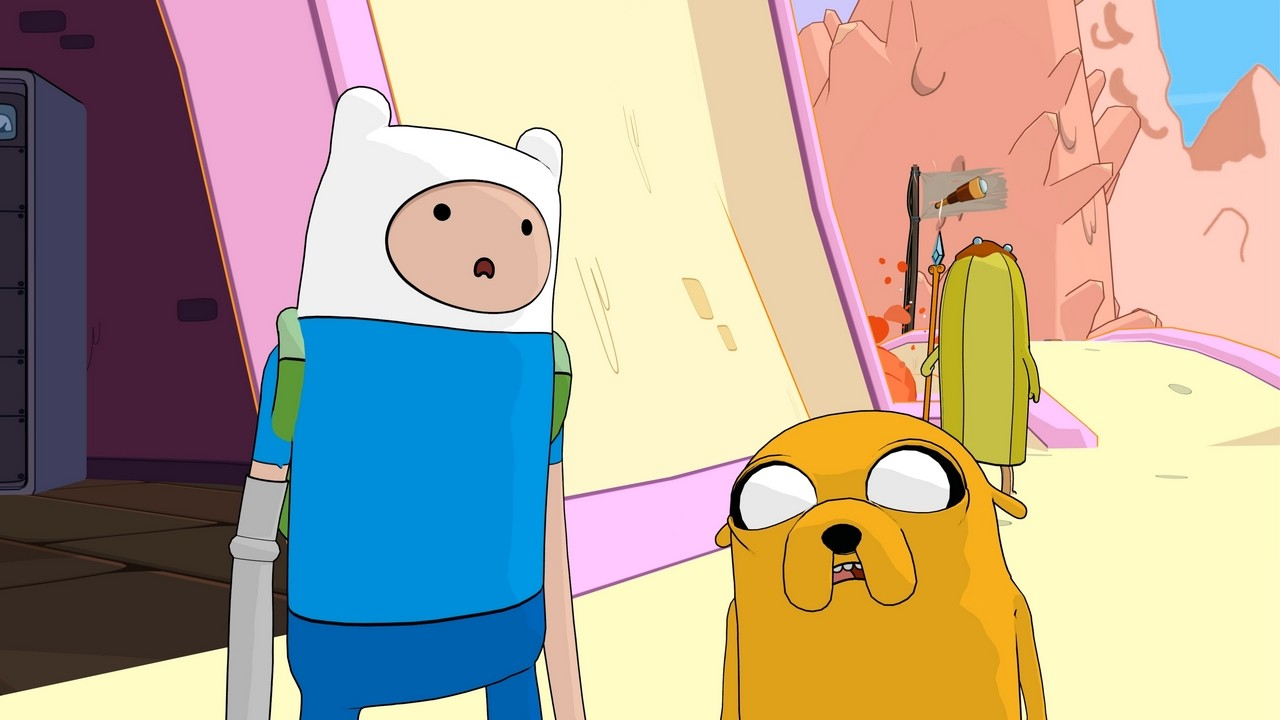 Save the Land of Ooo in Adventure Time: Pirates of the Enchiridion ...