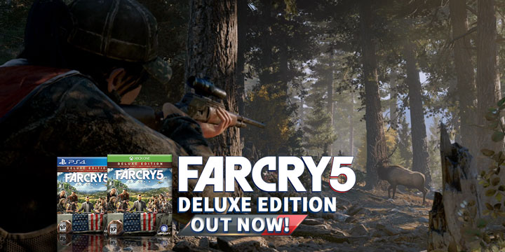 Save The Region Of Hope County In Far Cry 5