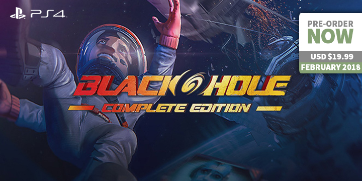play-asia.com, Blackhole: Complete Edition, Blackhole: Complete Edition PlayStation 4, Blackhole: Complete Edition US, Blackhole: Complete Edition EU, Blackhole: Complete Edition release date, Blackhole: Complete Edition price, Blackhole: Complete Edition gameplay, Blackhole: Complete Edition features