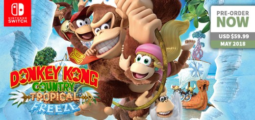 play-asia.com, Donkey Kong Country: Tropical Freeze, nintendo switch, europe, usa, release date, price, gameplay, features