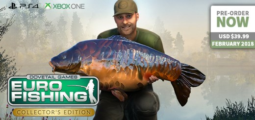 play-asia.com, Euro Fishing Collector's Edition, Euro Fishing Collector's Edition PlayStation 4, Euro Fishing Collector's Edition Xbox One, Euro Fishing Collector's Edition release date, Euro Fishing Collector's Edition price, Euro Fishing Collector's Edition gameplay, Euro Fishing Collector's Edition features
