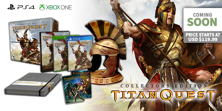 play-asia.com, Titan Quest, Titan Quest PlayStation 4, Titan Quest Xbox One, Titan Quest Nintendo Switch, Titan Quest US, Titan Quest EU, Titan Quest release date, Titan Quest price, Titan Quest gameplay, Titan Quest features