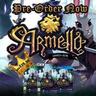 play-asia.com, Armello: Special Edition, Armello: Special Edition PlayStation 4, Armello: Special Edition Xbox One, Armello: Special Edition PC, Armello: Special Edition EU, Armello: Special Edition release date, Armello: Special Edition price, Armello: Special Edition gameplay, Armello: Special Edition features