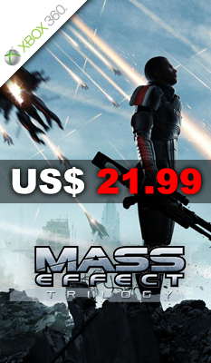 MASS EFFECT TRILOGY by Electronic Arts