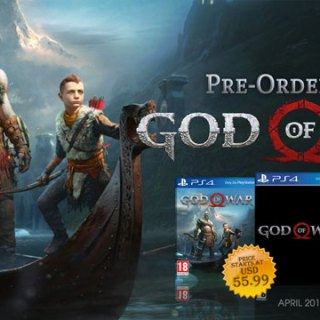 Play-Asia.com, God of War, God of War US, God of War Europe, God of War Asia, God of War PlayStation 4, God of War release date, God of War price, God of War features, God of War gameplay