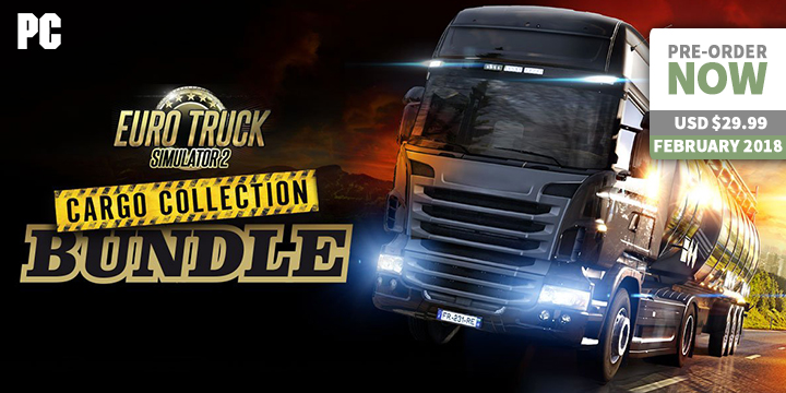 play-asia.com, Euro Truck Simulator 2 Cargo Collection Bundle, Euro Truck Simulator 2 Cargo Collection Bundle Add-On, Euro Truck Simulator 2 Cargo Collection Bundle Windows PC, Euro Truck Simulator 2 Cargo Collection Bundle Europe, Euro Truck Simulator 2 Cargo Collection Bundle release date, Euro Truck Simulator 2 Cargo Collection Bundle price, Euro Truck Simulator 2 Cargo Collection Bundle gameplay, Euro Truck Simulator 2 Cargo Collection Bundle features