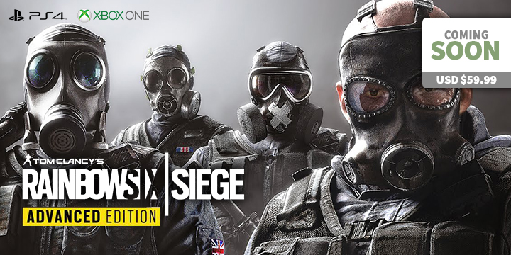 Strike Against Terrorism in Tom Clancy's Rainbow Six Siege