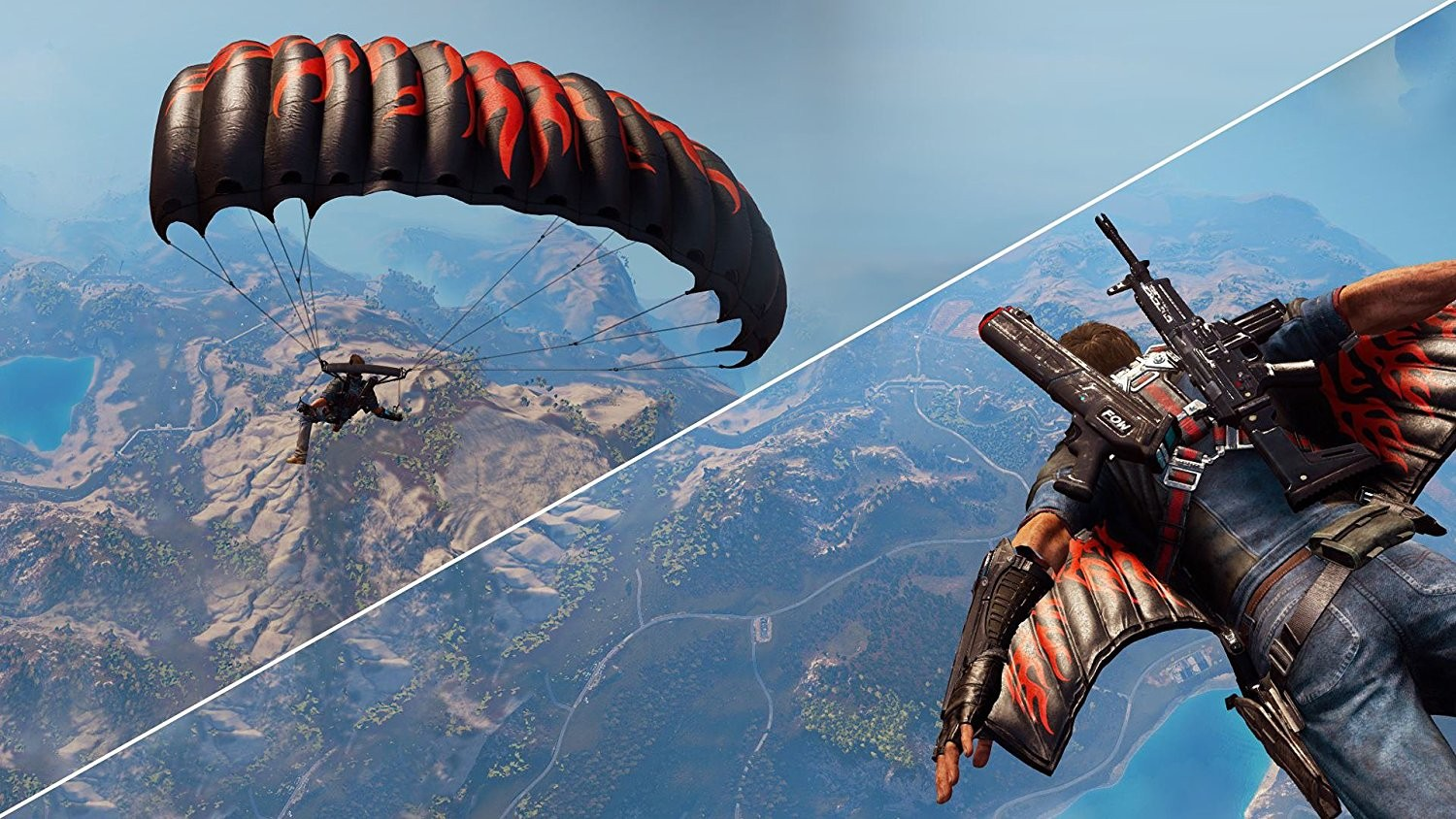 Rico Rodriguez Is Ready To Hit Japan On Just Cause 3 Gold Edition Sony Ps4