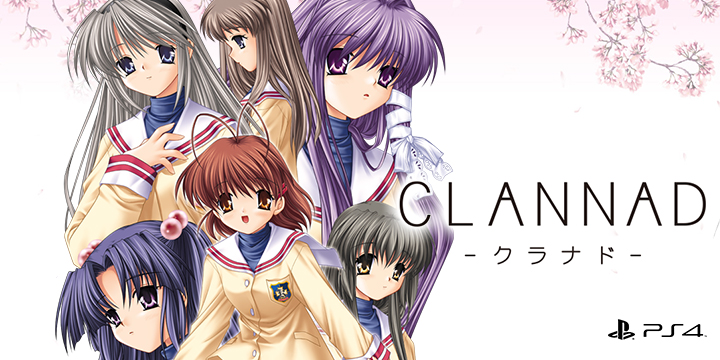 The Best Visual Novel Clannad Is Coming to PlayStation 4!