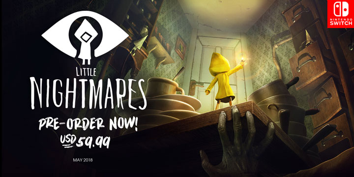 Face Your Childhood Fears in Little Nightmares [Complete