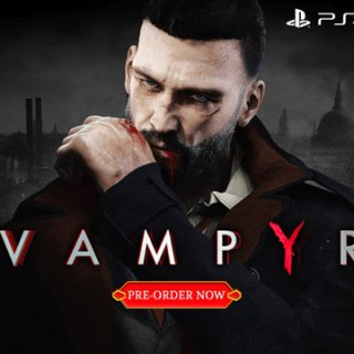 play-asia.com, Vampyr, Vampyr PlayStation 4, Vampyr Xbox One, Vampyr PC, Vampyr US, Vampyr EU, Vampyr release date, Vampyr price, Vampyr gameplay, Vampyr features