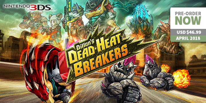 Play-Asia.com, The Dead Heat Breakers, The Dead Heat Breakers Japan, The Dead Heat Breakers Nintendo 3DS, The Dead Heat Breakers gameplay, The Dead Heat Breakers features, The Dead Heat Breakers release date, The Dead Heat Breakers price, ザ・デッドヒートブレイカーズ
