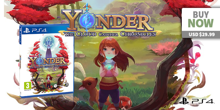 Play-Asia.com, Yonder: The Cloud Catcher Chronicles, Yonder: The Cloud Catcher Chronicles Europe, Yonder: The Cloud Catcher Chronicles Nintendo Switch, Yonder: The Cloud Catcher Chronicles gameplay, Yonder: The Cloud Catcher Chronicles features, Yonder: The Cloud Catcher Chronicles release date, Yonder: The Cloud Catcher Chronicles price