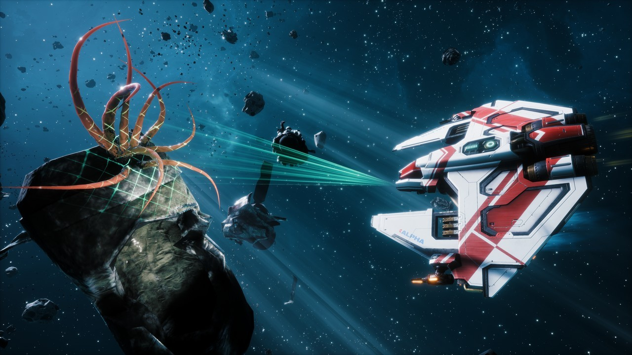 Shoot and Travel in the Galaxy in EVERSPACE [Galactic Edition]