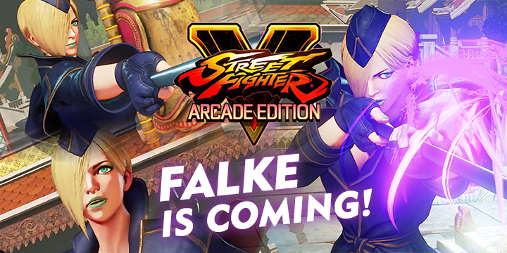 Play-Asia.com, Street Fighter V: Arcade Edition, Street Fighter V: Arcade Edition PlayStation 4, Street Fighter V: Arcade Edition US, Street Fighter V: Arcade Edition EU, Street Fighter V: Arcade Edition Japan, Street Fighter V: Arcade Edition Asia, Street Fighter V: Arcade Edition trailer, new character, Falke