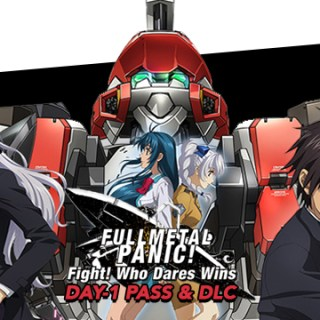 FULL METAL PANIC! FIGHT! WHO DARES WINS, dlc, day 1 pass, digital, play-asia.com
