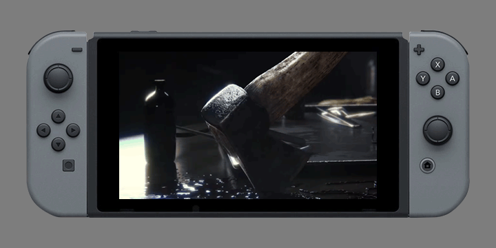Resident Evil 7 In Nintendo Switch Cloud Version That Is