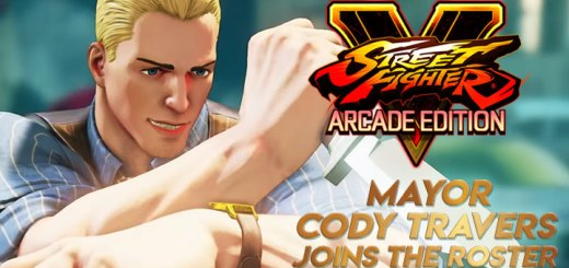 Play-Asia.com, Street Fighter V: Arcade Edition, Street Fighter V: Arcade Edition US, Street Fighter V: Arcade Edition Europe, Street Fighter V: Arcade Edition Japan, Street Fighter V: Arcade Edition Asia, Street Fighter V: Arcade Edition update, Street Fighter V: Arcade Edition DLC, Street Fighter V: Arcade Edition Cody Travers, Street Fighter V: Arcade Edition new character, Street Fighter V: Arcade Edition trailer