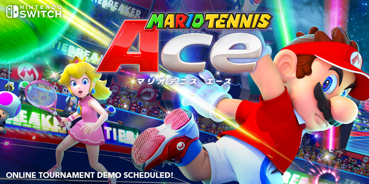 how to download mario tennis demo