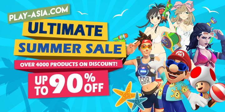 Ultimate Summe rSale