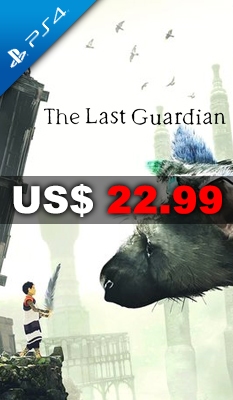 THE LAST GUARDIAN Sony