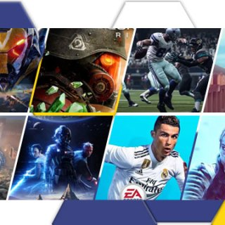 Battlefield V, FIFA 19, Star Wars Battlefront II, Unravel Two, A Way Out, Sea of Solitude, MADDEN NFL 19, Anthem, Command and Conquer, game, E3 2018, EA, EAPLAY
