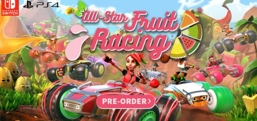 Play-Asia.com, All-Star Fruit Racing, All-Star Fruit Racing PlayStation 4, All-Star Fruit Racing Nintendo Switch, All-Star Fruit Racing EU, All-Star Fruit Racing US, All-Star Fruit Racing release date, All-Star Fruit Racing price, All-Star Fruit Racing gameplay, All-Star Fruit Racing features