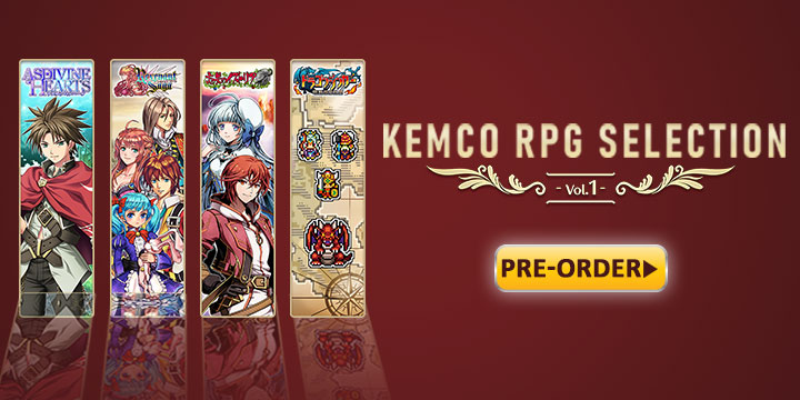 Kemco RPG Selection Vol. 1, PS4, Japan, gameplay, features, release date, price, trailer, screenshots, ケムコRPGセレクションVol。 1