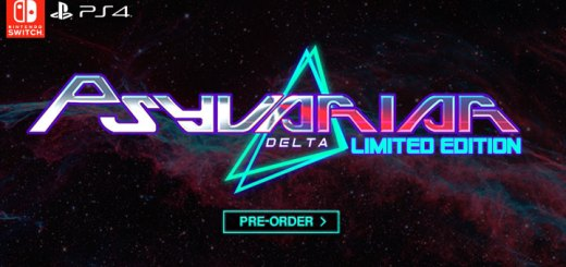 Psyvariar Delta (Multi-Language), PlayStation 4, Nintendo Switch, release date, price, gameplay, features, Asia, Psyvariar Delta (Multi-Language) Limited Edition