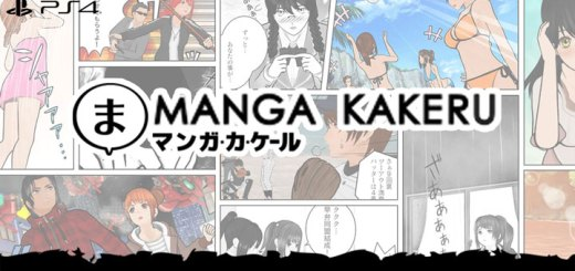 Manga Kakeru, PlayStation 4, Japan, release date, gameplay, trailer, digital game