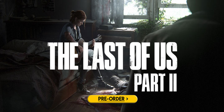 The Last of Us, E3, E3 2018, Sony, PlayStation E3
