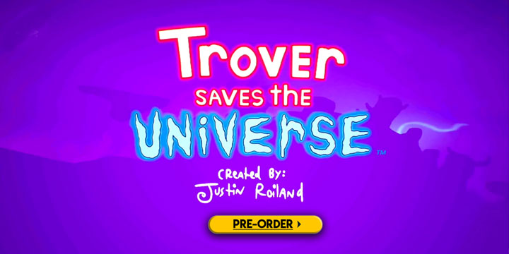 Sony, E3, E3 2018, Trover Saves the Universe