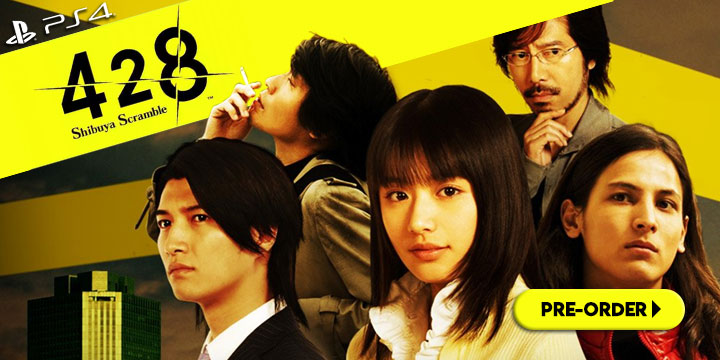 428: Shibuya Scramble, PS4, US, Japan, gameplay, features, release date, price, trailer, screenshots, 428 封鎖された渋谷で